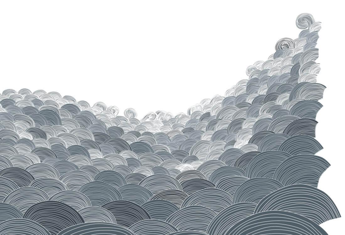Cloud-Ilustration