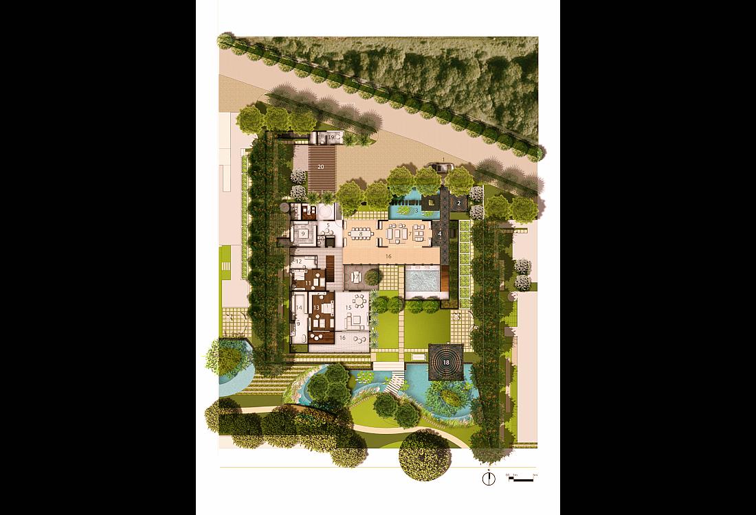 Nitai A Floorplan